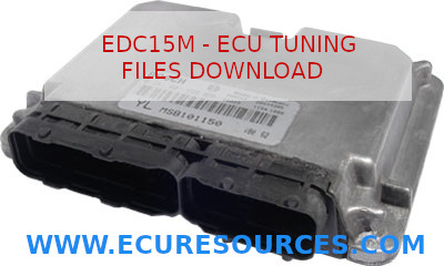 EDC15M Ecu Tuning Files