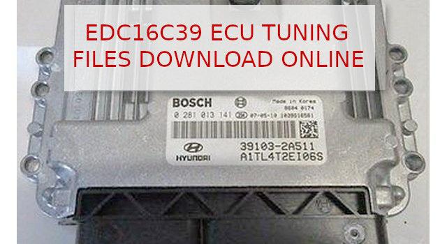 EDC16C39